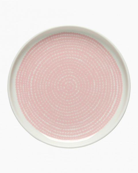 rasymatto pink plate 13.5 cm in good company tableware home