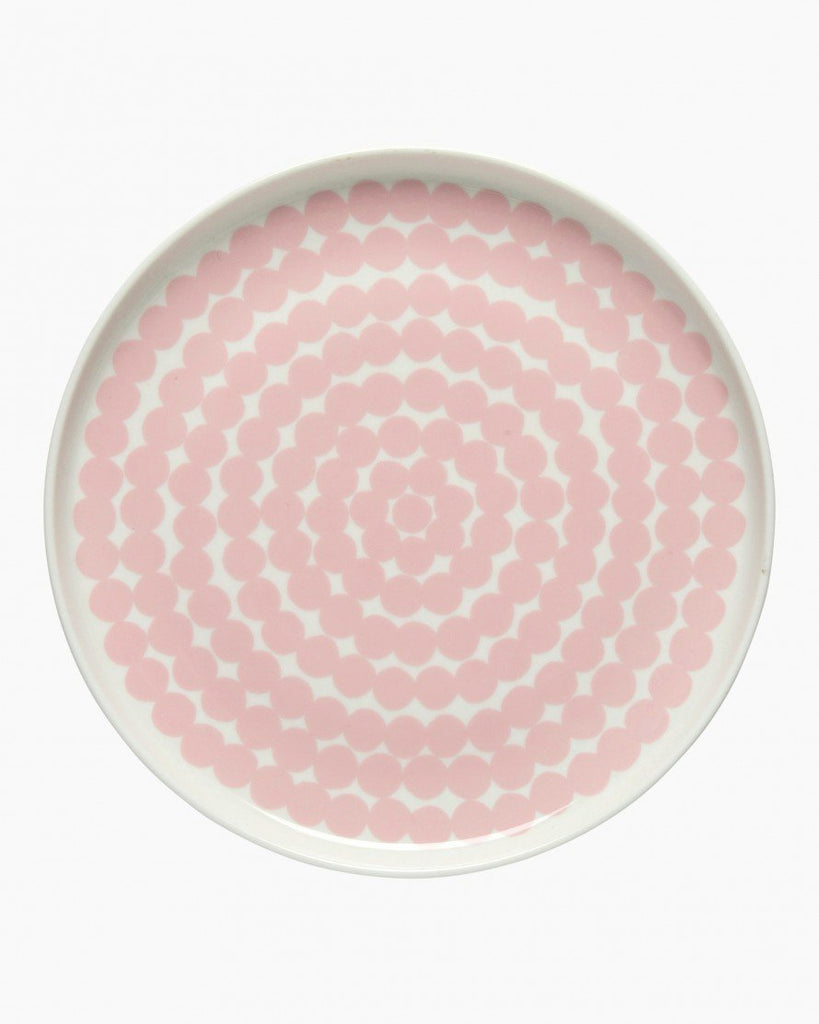 rasymatto pink plate 20cm in good company tableware home