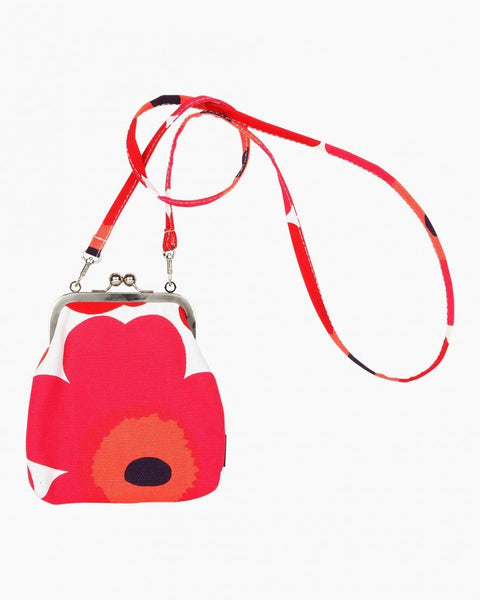 roosa unikko bag red shoulder bags bags accessories