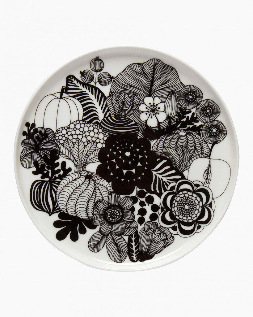 siirtolapuutarha plate 20cm in good company tableware home