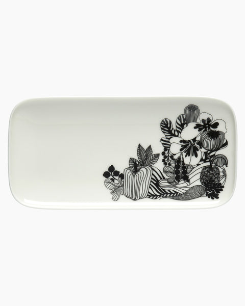 siirtolapuutarha plate in good company tableware home