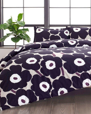 unikko king duvet set bedding bed bath