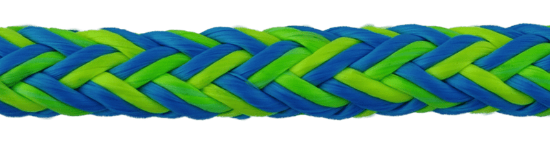 "1/2"" Husky Multi-Pro 12-Strand Double Carrier Hollow Braid"