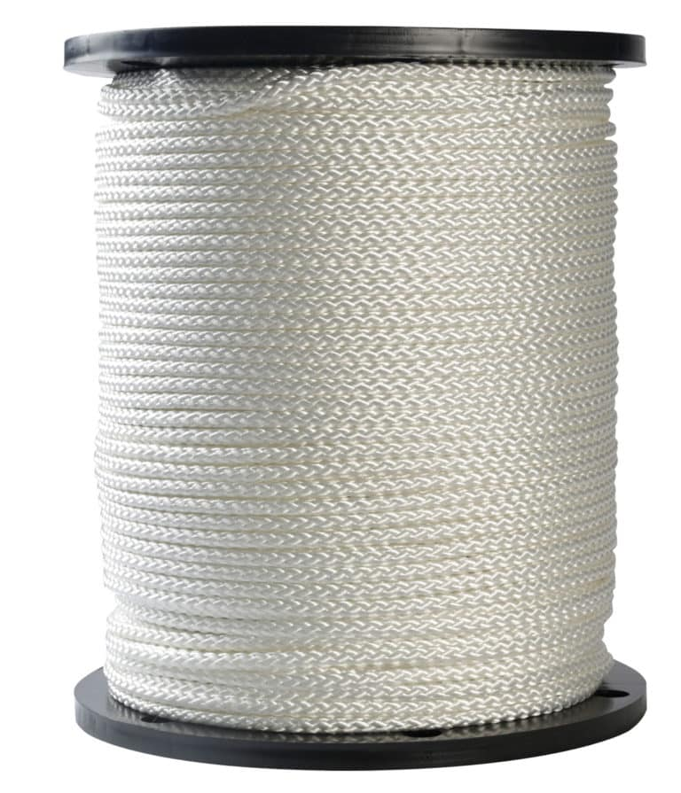 Diamond Braid  Polyester Rope & Diamond Braid Polyester - Per Foot