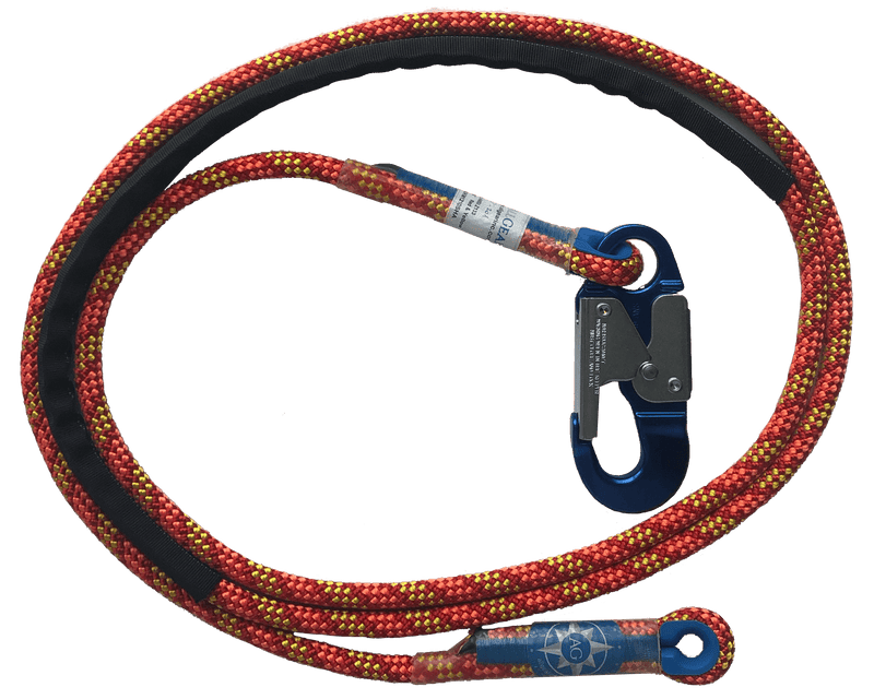EZ Lanyard Configuration 32-Strand Kernmantle Lanyards with Hook