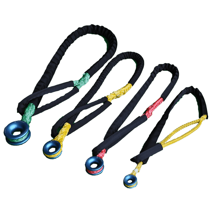 12-Strand Polyester Ring Slings