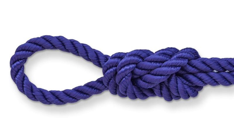 "3/8"" 3-Strand Solid Colors"