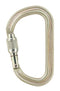 Petzl Vulcan High Strength Asymmetrical Carabiner & Vulcan High Strength Asymmetrical Carabiner