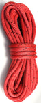 16 mm Raptor Bull Rope with Spliced SS Thimble On One End - Red