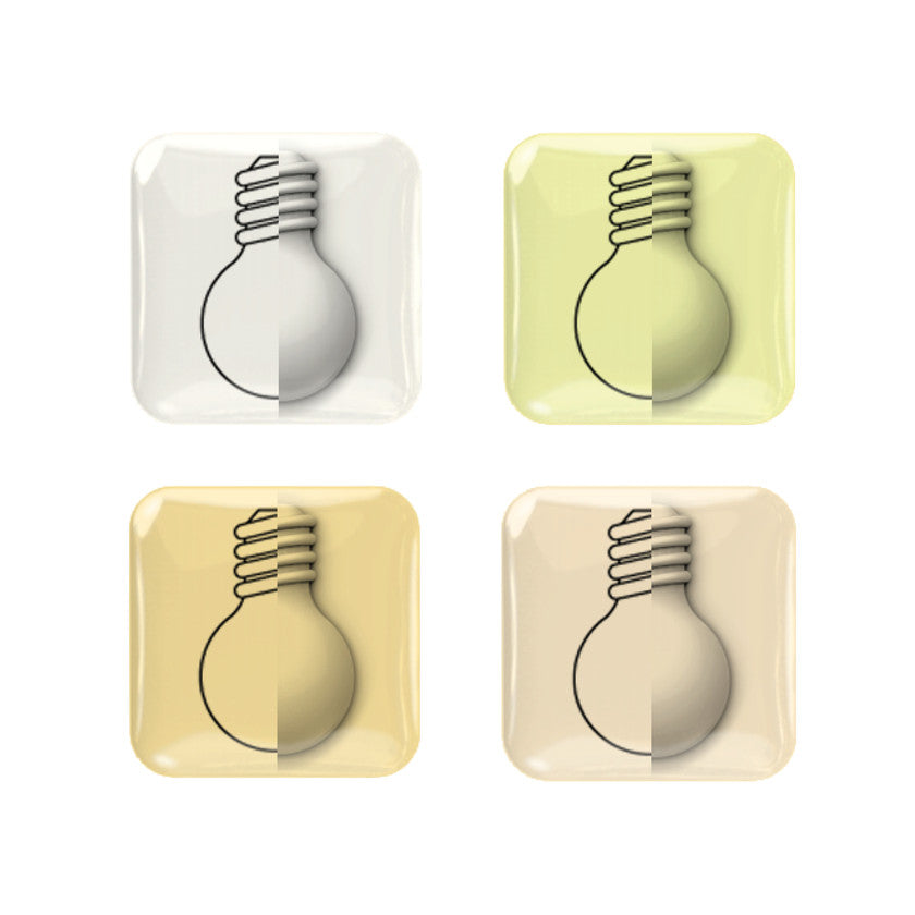 SwitchID Light Switch Labels