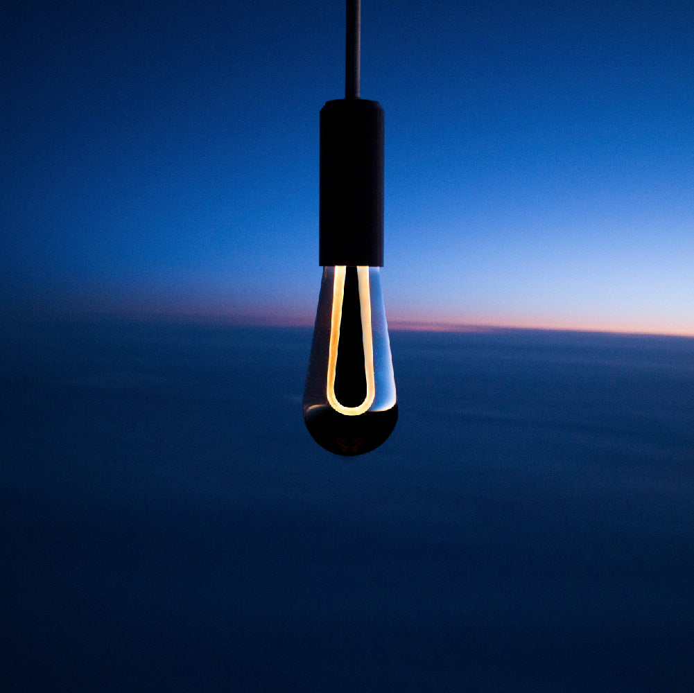 ARC LED light bulb in a stratosphere