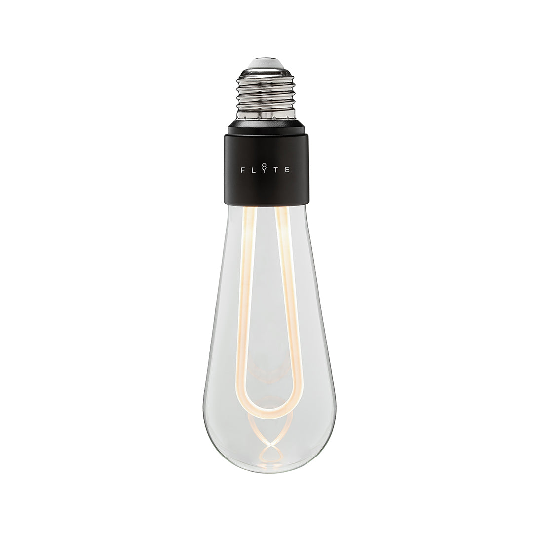 ARC the ultimate minimal, dimmable LED bulb in clear glass