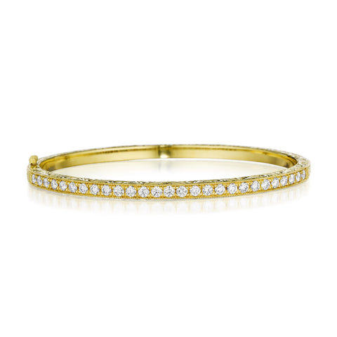 Diamond Pave Bangle