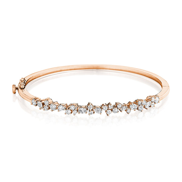 Star Dust Bangle Bracelet