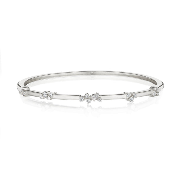 Stardust Cluster Station Bangle