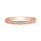 Round & Square Amulet Bangle