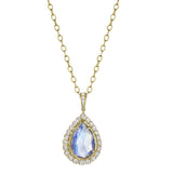 Pear Shape Moonstone Enhancer