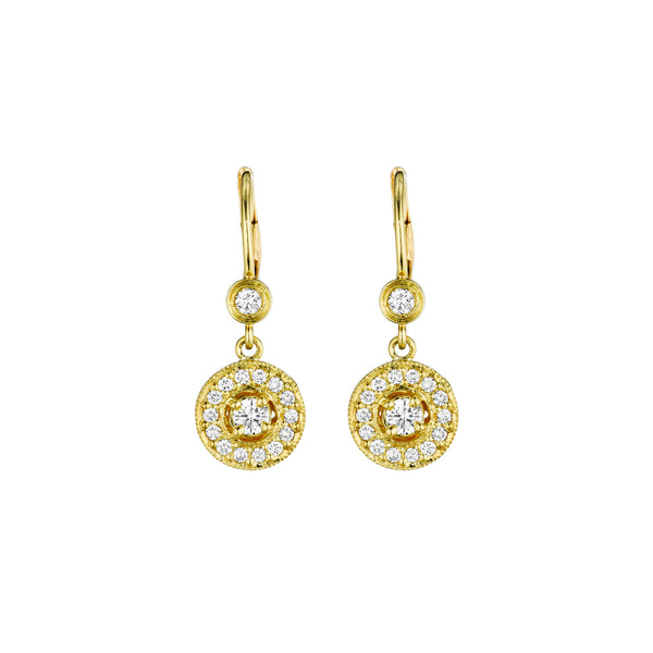 Classic Round Earrings
