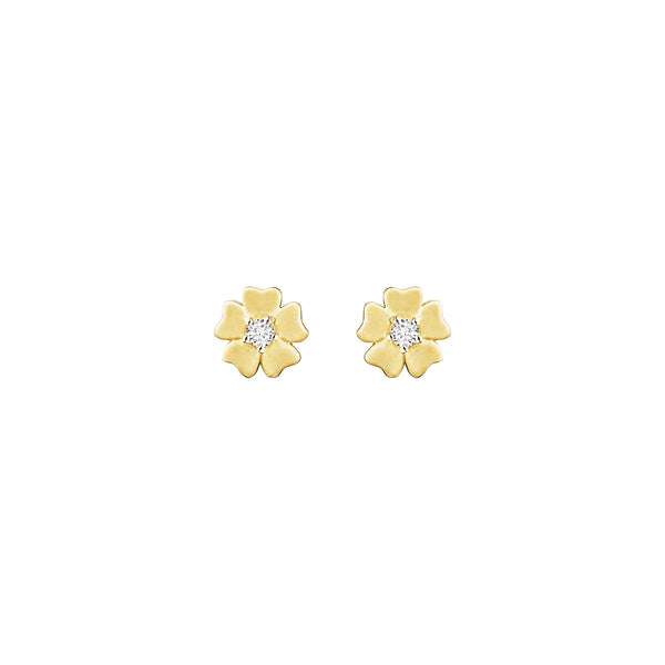 Enchanted Garden Mini 5 Petal Stud Earring