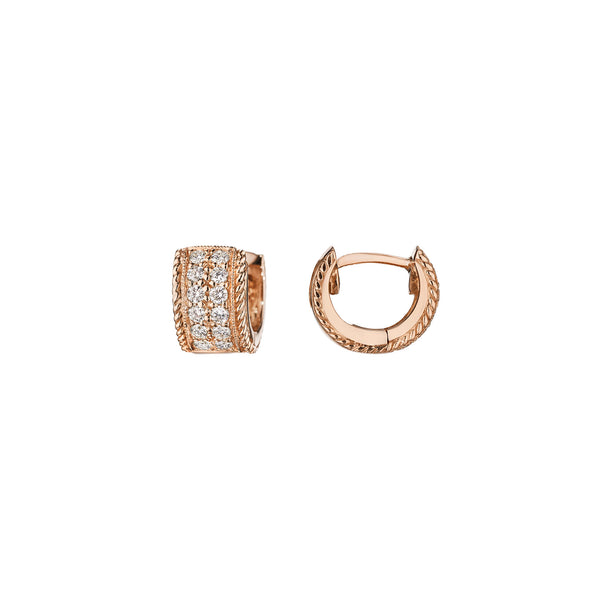 Petite Huggie Earrings