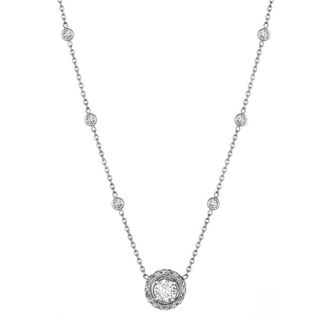 Round Remount Necklace