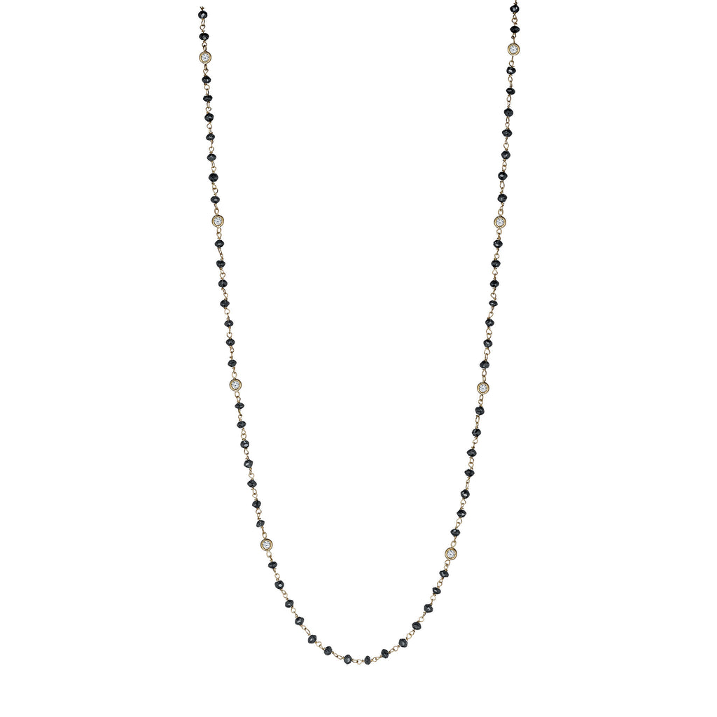 Black Diamond Bead Chain