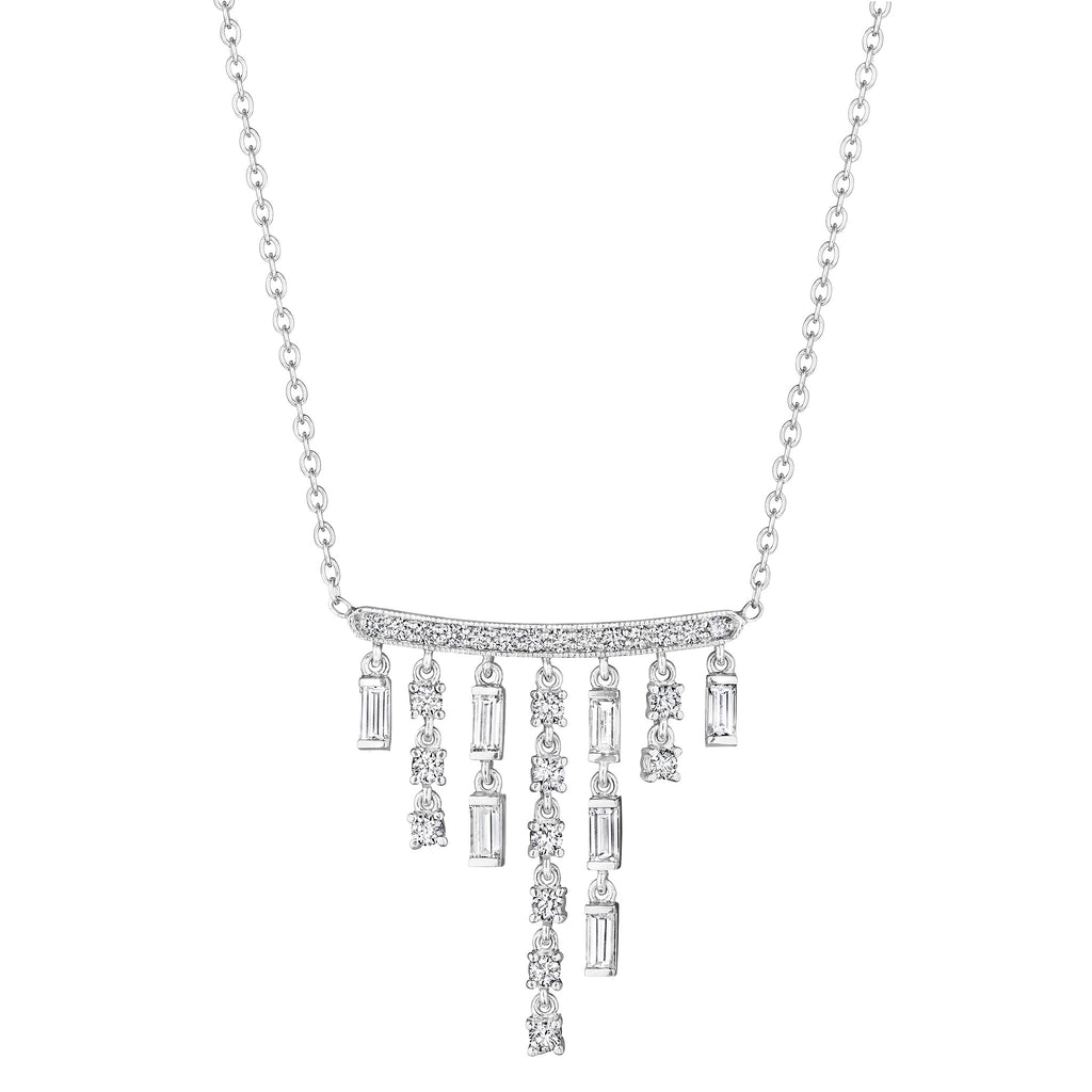 Cascading Waterfall Necklace