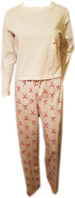 Candy Canes Pajama