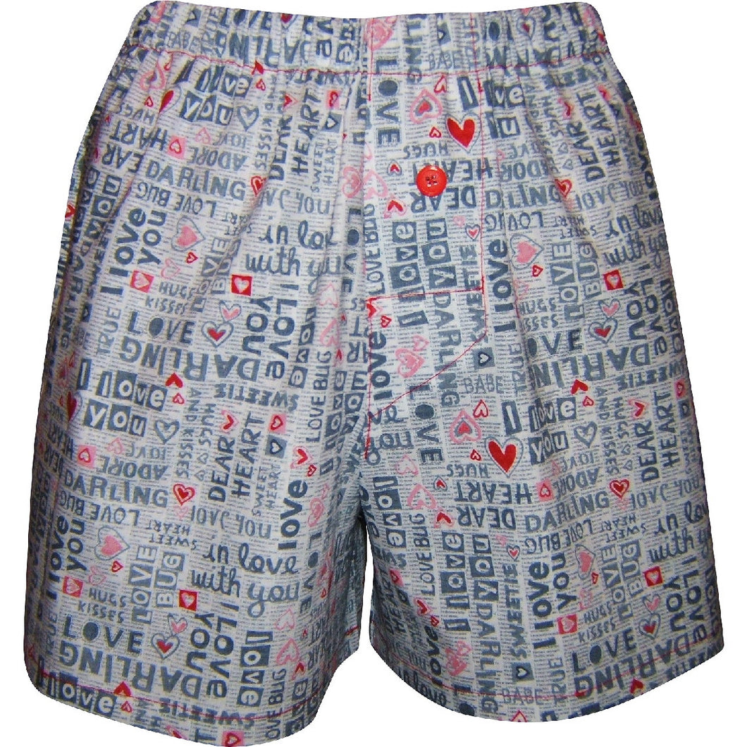 Love Sentiments Boxer