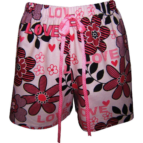 Love Flower Boxer