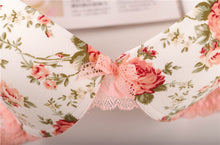 Load image into Gallery viewer, Floral Bra & Panty Set