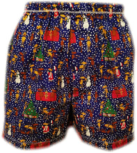 Load image into Gallery viewer, Christmas Boxer Shorts