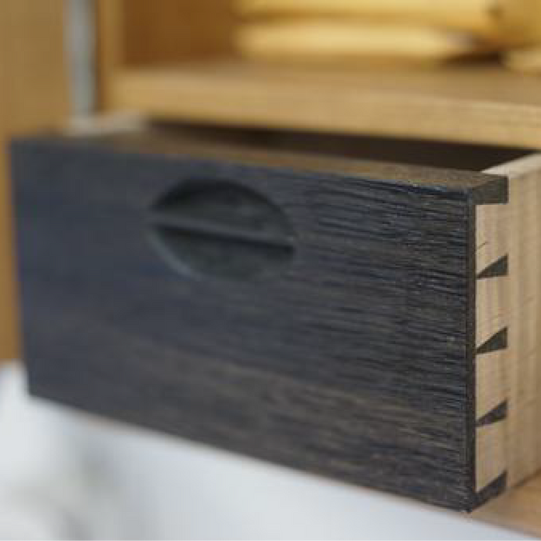 A Dovetailed Drawer Course
