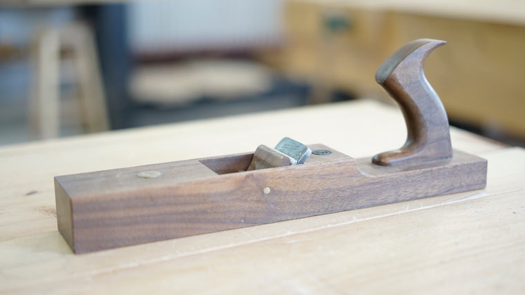 Wooden Hand Plane Course