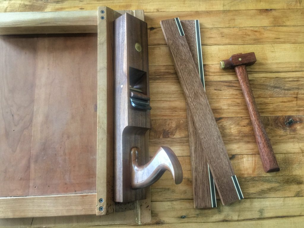 Bench Hooks & Shooting Boards