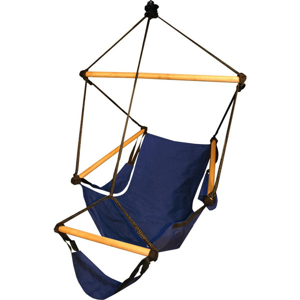 Hammaka Hammocks Cradle Hanging  Air Chair In Midnight Blue - Swings N' Hammocks - 1