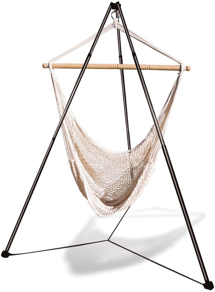 Hammaka Tripod Stand with Net Chair Combo - Swings N' Hammocks