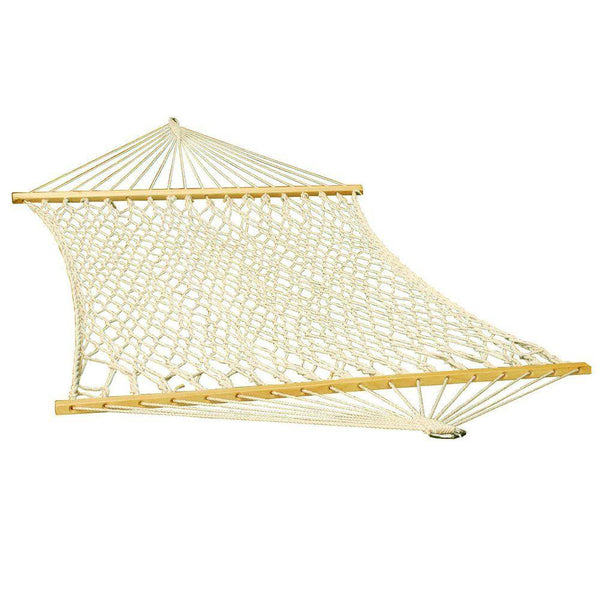 11' Cotton Rope Hammock - Swings N' Hammocks - 1
