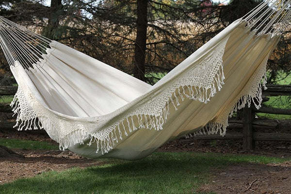 Brazilian Double Deluxe Hammock - Swings N' Hammocks - 2