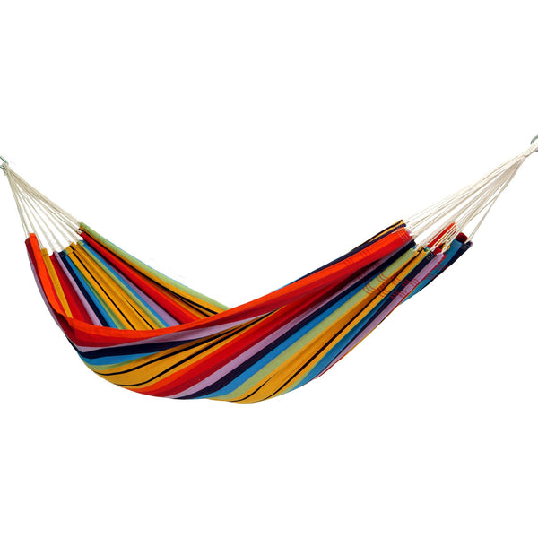 Barbados Hammock XL Rainbow - Swings N' Hammocks - 1