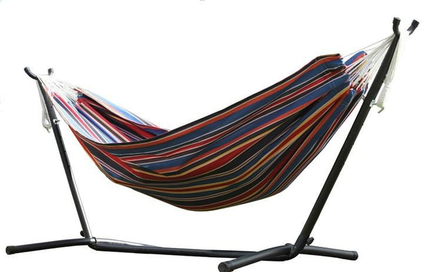Vivere's Combo - Techno Hammock with Stand (9ft) - Swings N' Hammocks - 3