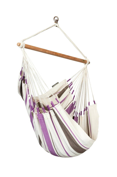 CARIBEÑA Basic Hammock Chair purple - Swings N' Hammocks - 1