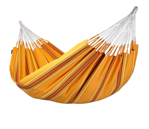AVENTURA Weatherproof Double Hammock apricot - Swings N' Hammocks - 1