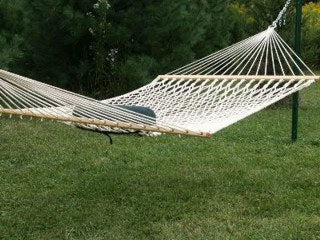Deluxe Bougainville Hammock - Swings N' Hammocks - 1