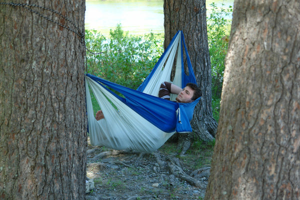 Easy Traveller Blue - Swings N' Hammocks - 2