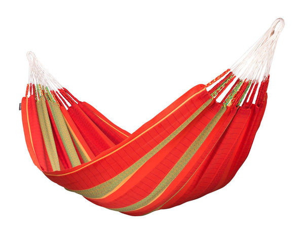 FLORA Organic Family Hammock chilli - Swings N' Hammocks - 1