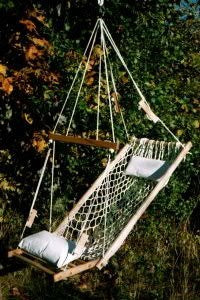 Nat.Beige Hammock Chair - Swings N' Hammocks - 1