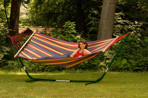 Mauritius Hammock XL Multi Stripe - Swings N' Hammocks - 1