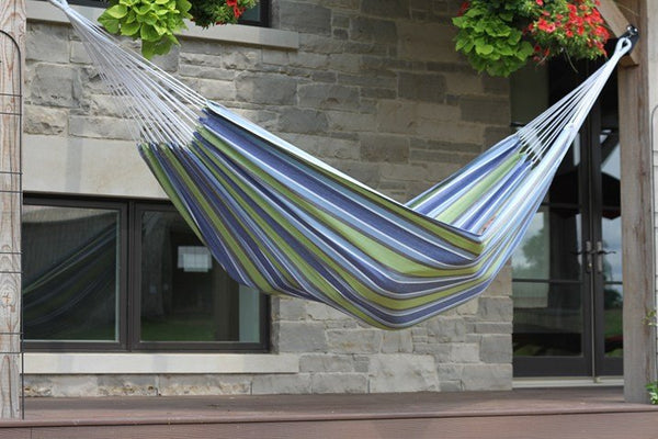 Brazilian Style Hammock - Single Oasis - Swings N' Hammocks - 1