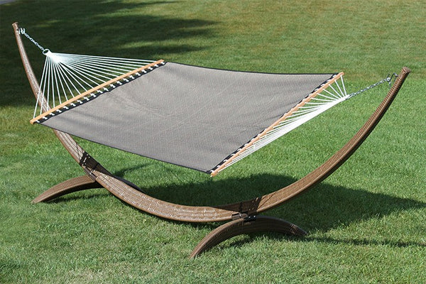 POOLSIDE HAMMOCK - DOUBLE (Sienna) - Swings N' Hammocks - 1